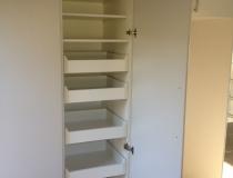 Small kitchen pantry
