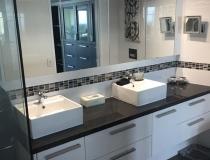 Twin basins