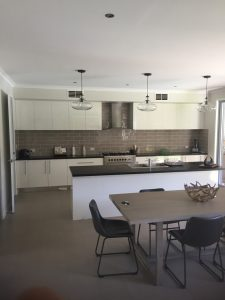 Kitchen renovation in Thornlands