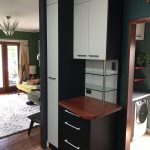 Kitchen renovation in Wynnum solid timber benches