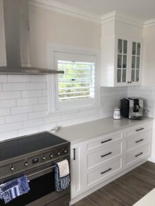 New Wynuum Kitchen 2 Pac white